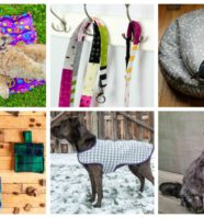 12 Things To Sew For Your Pets