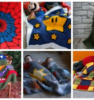 10 Free Crochet Blanket Patterns Perfect for Boys