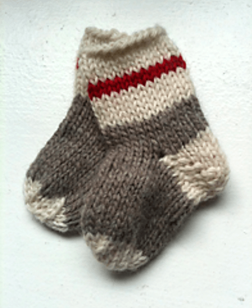 Baby Socks - pattern ideas for knitting
