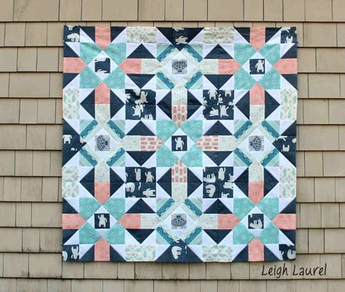 Fair Isle - beginner quilt patterns