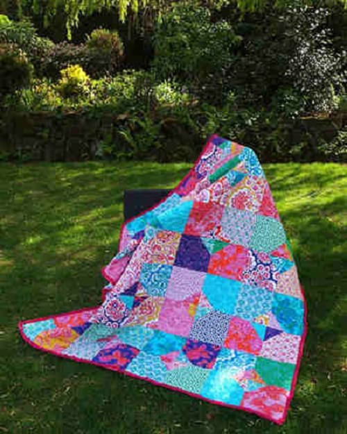 Fit for a Princess - beginner quilt patterns