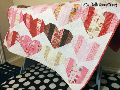 Love Booth - beginner quilt patterns