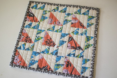 Bear Paw Quilt Blocks