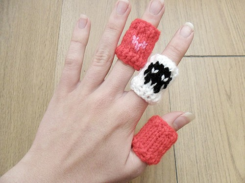 Knit Band Aid Glam