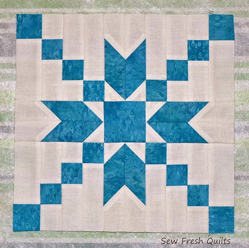 Stepping Stones Quilt Blocks