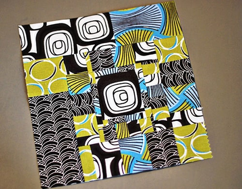 Winding Staircase Quilt Blocks