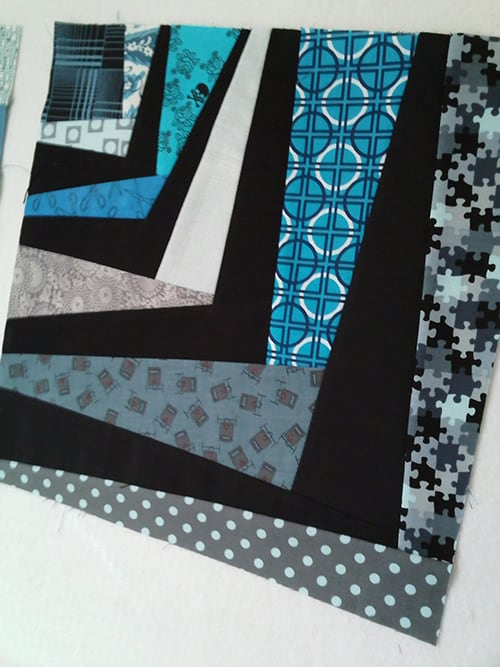 Wonky Corners Quilt Blocks