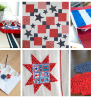 13 Awesome Things To Sew For The Kitchen This 4th Of July