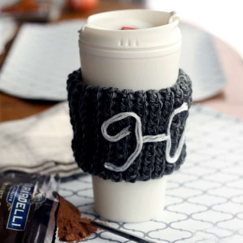 Loom Knit Coffee