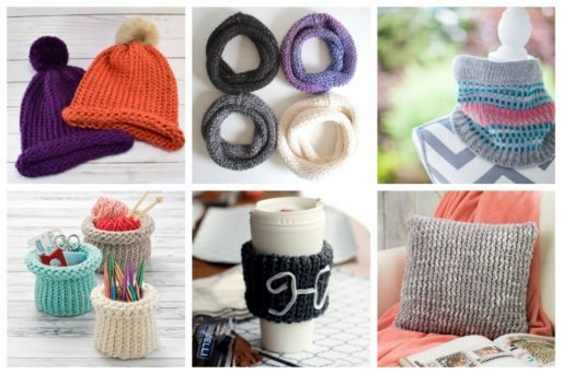 20 Loom Knitting That Are Easy for Beginners