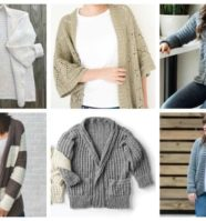 16 Stunning Crochet Cardigan Patterns