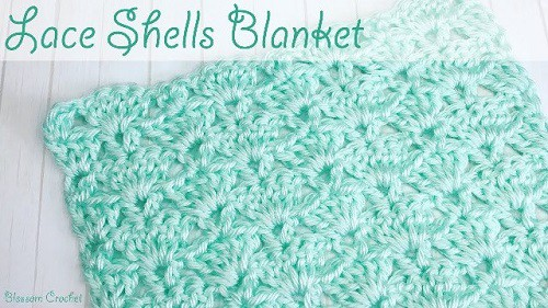 13 Lacy Baby Blanket Crochet Patterns Ideal Me