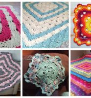 10 Virus Blanket Crochet Patterns