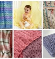 13 Lacy Baby Blanket Crochet Patterns