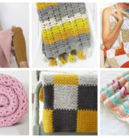 24 Crochet Afghan Patterns for Beginners