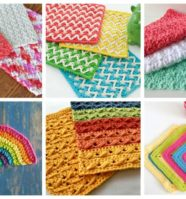 21 Free Crochet Dishcloth Patterns