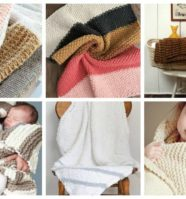 13 Adorable Knitting Patterns for Baby Blankets this Fall