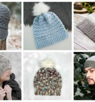 26 Crochet Winter Hat Patterns